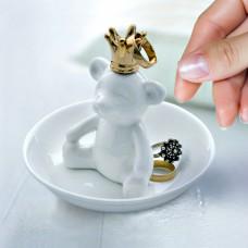 דובי פורצלן לטבעות ותכשיטים