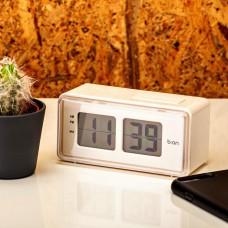 שעון מעורר רטרו פליפ אלקטרוני  Flip LCD