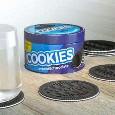 מארז תחתיות כוסות עוגיות Cookies