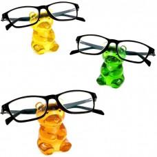 מעמד למשקפיים דובון גומי מתוק - מיקס צבעים