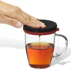 ספל לחליטה ומיצוי תיונים Savor Tea Mug