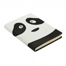מחברת A6 מעוצבת פנדה Animal Pals Panda