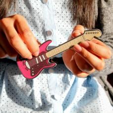 פצירת ציפורניים גיטרה חשמלית